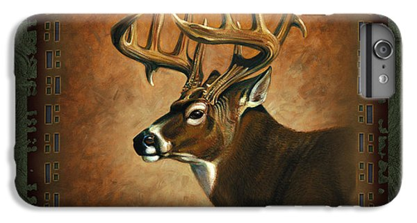 Wildlife iPhone 6 Plus Case - Deer Lodge by JQ Licensing