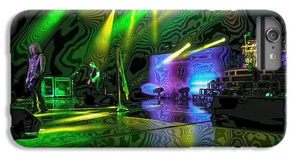 Def Leppard At Saratoga Springs 3 IPhone 6 Plus Case