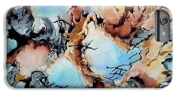 iPhone 6 Plus Case - Degenerated Manifesto Of Vanishing Sky by Carmen Fine Art