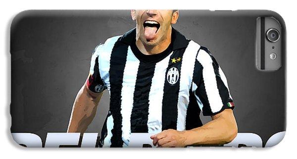 Del Piero IPhone 6 Plus Case