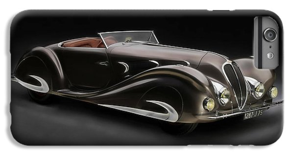 Delahaye 1930's Art In Motion IPhone 6 Plus Case by Marvin Blaine