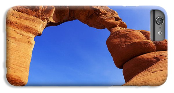 Nature Trail iPhone 6 Plus Case - Delicate Arch by Chad Dutson