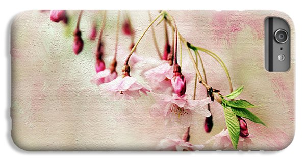 IPhone 6 Plus Case featuring the photograph Delicate Bloom by Jessica Jenney