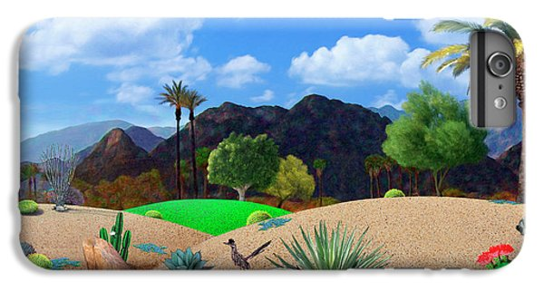 Desert iPhone 6 Plus Case - Desert Splendor by Snake Jagger