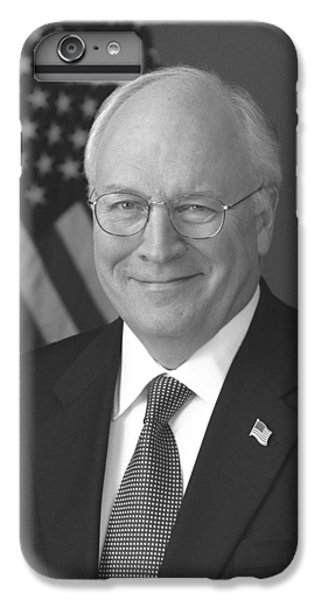 Dick Cheney iPhone 6 Plus Case - Dick Cheney by War Is Hell Store