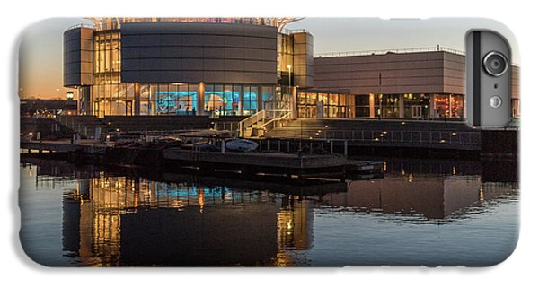 IPhone 6 Plus Case featuring the photograph Discovery World by Randy Scherkenbach