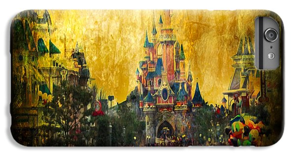 Disney World IPhone 6 Plus Case