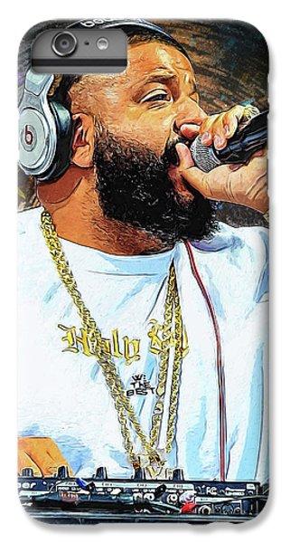 Dj Khaled IPhone 6 Plus Case