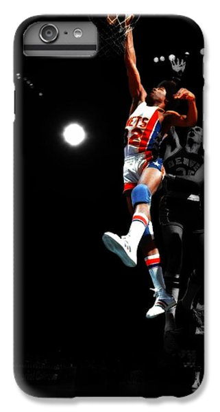 Doctor J Over The Top IPhone 6 Plus Case