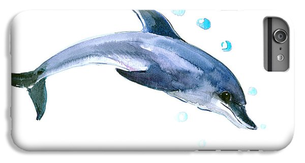 Dolphin IPhone 6 Plus Case by Suren Nersisyan