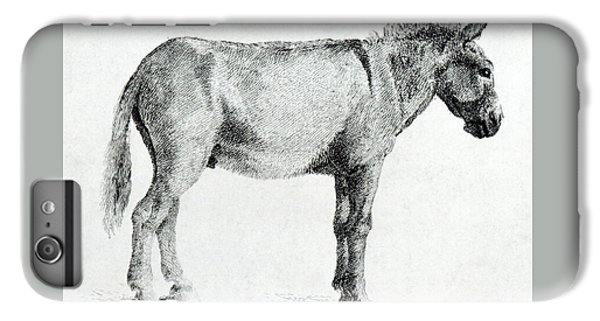 Donkey IPhone 6 Plus Case by George Stubbs