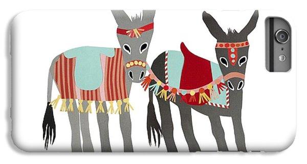 Donkeys IPhone 6 Plus Case