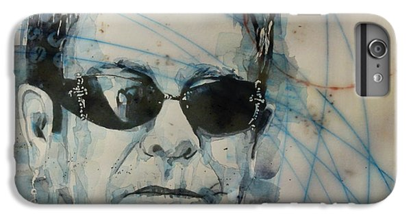 Elton John iPhone 6 Plus Case - Don't Let The Sun Go Down On Me  by Paul Lovering