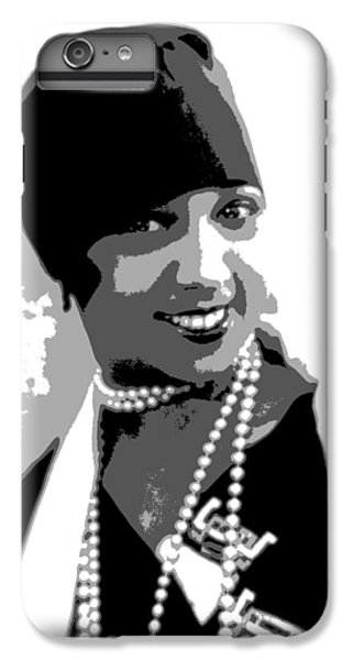 Dorothy Dandridge IPhone 6 Plus Case by Charles Shoup