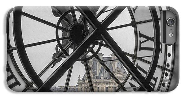 D'orsay Clock Paris IPhone 6 Plus Case