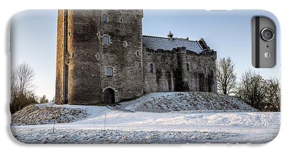Doune Castle In Central Scotland IPhone 6 Plus Case