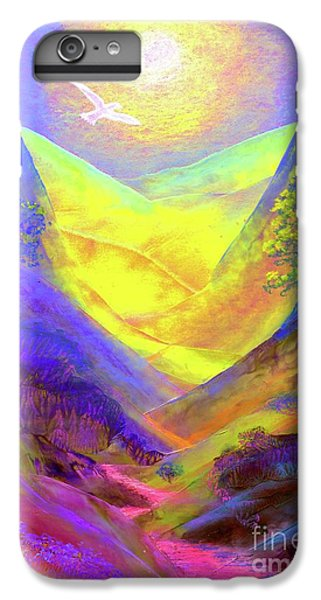Dove iPhone 6 Plus Case - Dove Valley by Jane Small