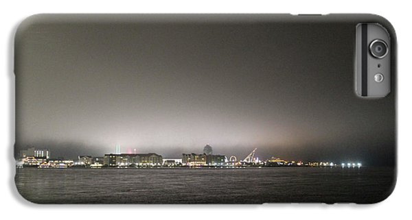 Downtown Oc Skyline IPhone 6 Plus Case
