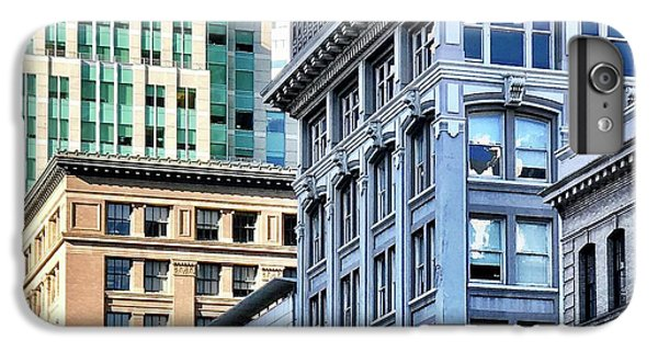 iPhone 6 Plus Case - Downtown San Francisco by Julie Gebhardt