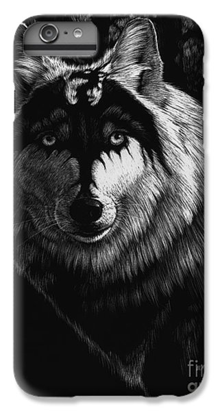 Dragon Wolf IPhone 6 Plus Case