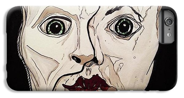 iPhone 6 Plus Case - It's Not Inside Your Mind by Russell Boyle