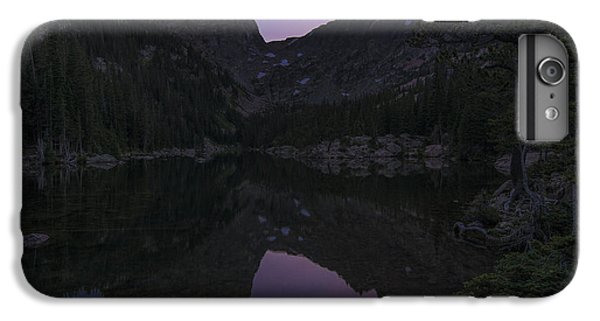 IPhone 6 Plus Case featuring the photograph Dream Lake Reflections by Gary Lengyel