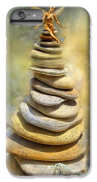 Dreaming Stones IPhone 6 Plus Case by Carol Cavalaris