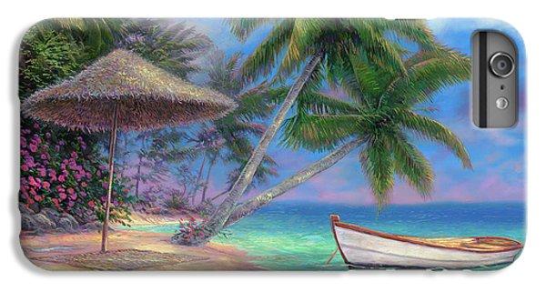 Pacific Ocean iPhone 6 Plus Case - Drift Away by Chuck Pinson