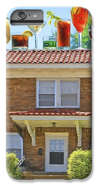 Drinks On The House IPhone 6 Plus Case by Nikolyn McDonald