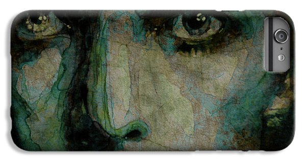 Rock Legend iPhone 6 Plus Case - Drive In Saturday@ 2 by Paul Lovering