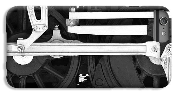 Train iPhone 6 Plus Case - Drive Train by Mike McGlothlen