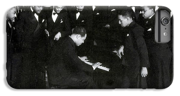 Harlem iPhone 6 Plus Case - Duke Ellington And Cotton Club by Science Source