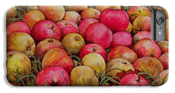 Durnitzhofer Apples IPhone 6 Plus Case by Ditz