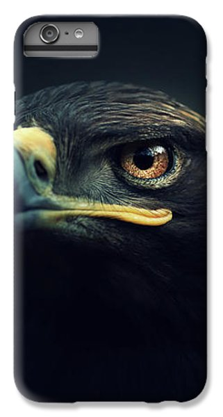 Eagle iPhone 6 Plus Case - Eagle by Zoltan Toth