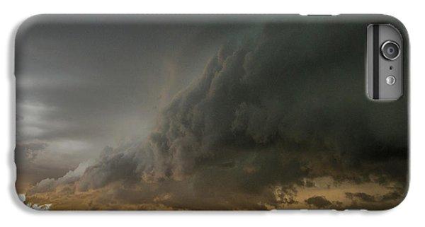 Nebraskasc iPhone 6 Plus Case - Eastern Nebraska Moderate Risk Chase Day Part 2 004 by NebraskaSC