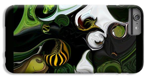 IPhone 6 Plus Case featuring the digital art Echo And Feeling by Carmen Fine Art