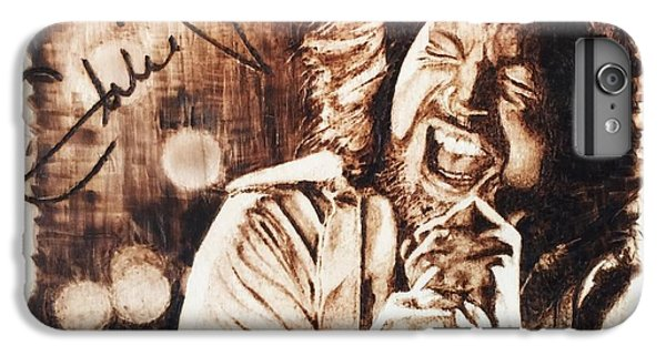 Eddie Vedder IPhone 6 Plus Case by Lance Gebhardt