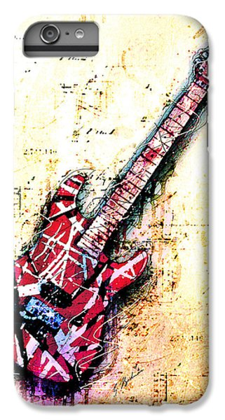Eddie's Guitar Variation 07 IPhone 6 Plus Case