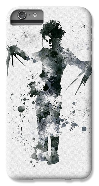 Edward Scissorhands IPhone 6 Plus Case