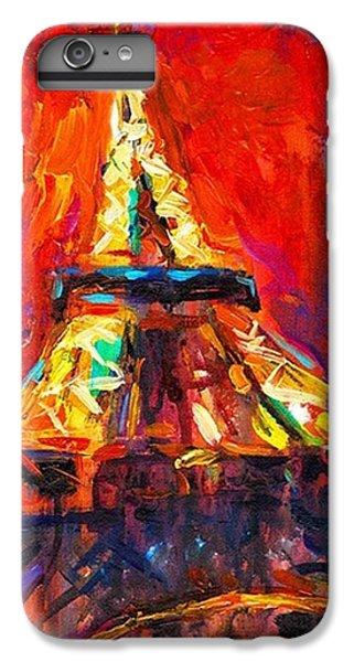 Eifell Tower By Svetlana Novikova ( All IPhone 6 Plus Case