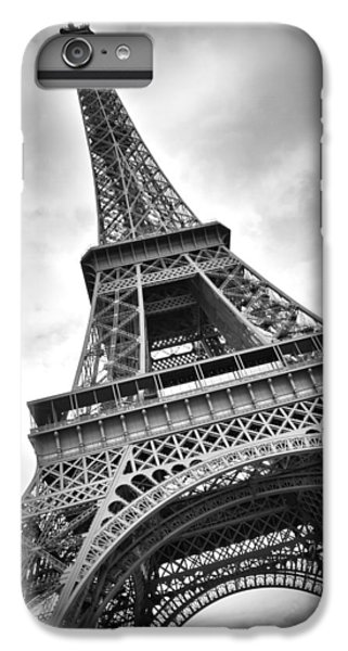 Eiffel Tower Dynamic IPhone 6 Plus Case by Melanie Viola