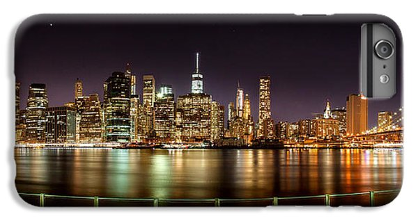 Electric City IPhone 6 Plus Case by Az Jackson
