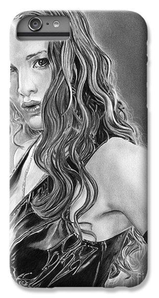 Shakira iPhone 6 Plus Case - Elektra by Gary Rudisill