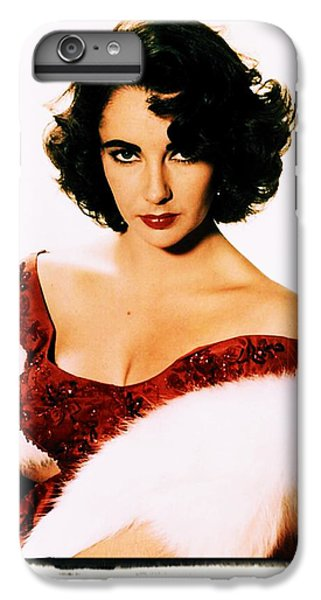 Elizabeth Taylor IPhone 6 Plus Case