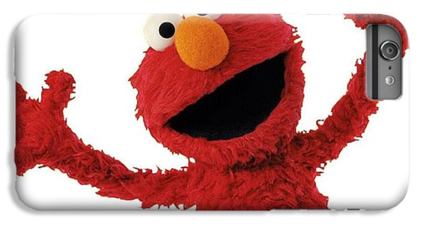 Elmo IPhone 6 Plus Case