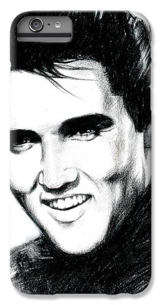 Elvis IPhone 6 Plus Case by Lin Petershagen