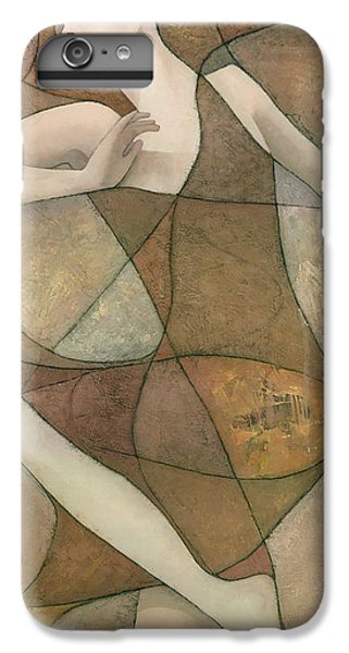 Abstract iPhone 6 Plus Case - Elysium by Steve Mitchell