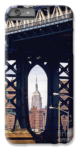 Empire Framed IPhone 6 Plus Case by Joan McCool