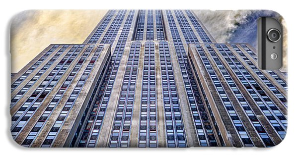 Central Park iPhone 6 Plus Case - Empire State Building  by John Farnan