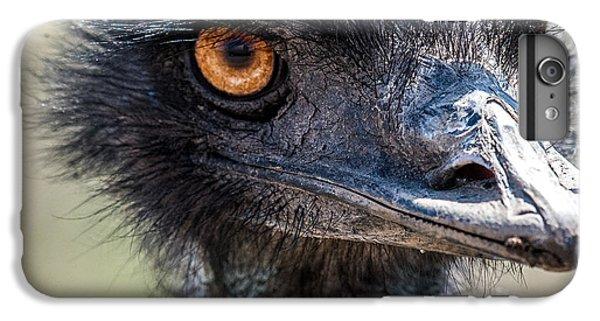 Emu Eyes IPhone 6 Plus Case